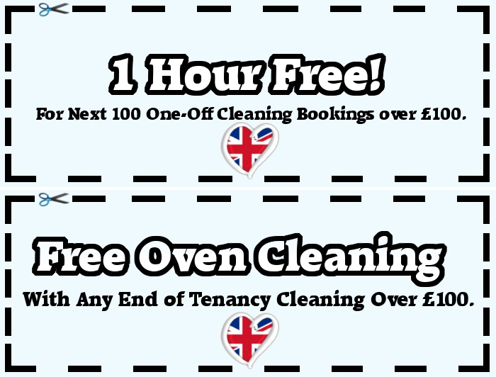 Cleaning Offer